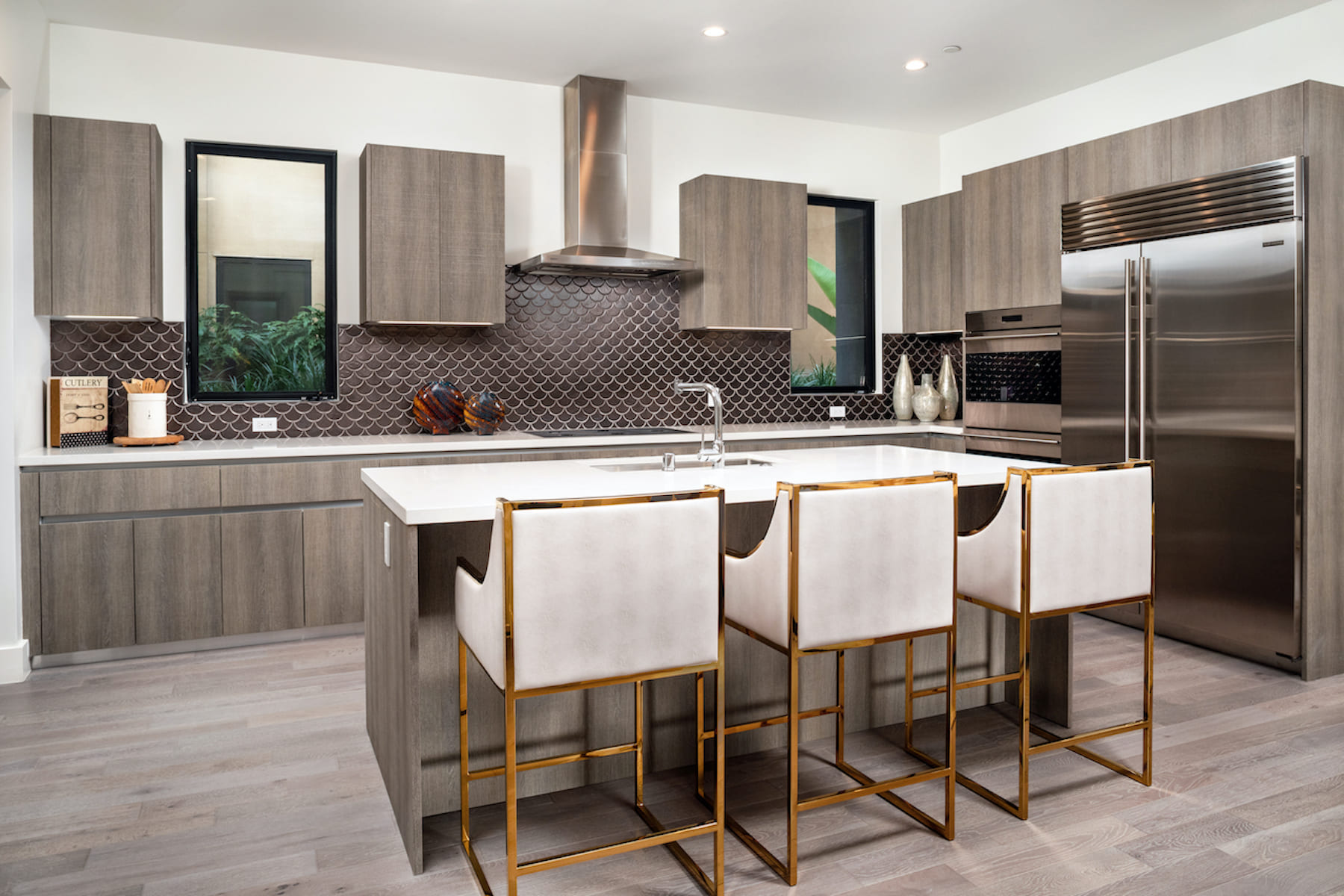 Pasadena townhomes for sale chefs kitchen
